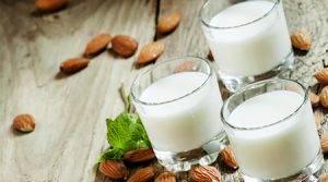 non-dairy milk flavors
