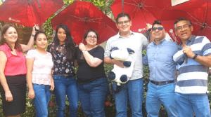 Edlong Mexico Team