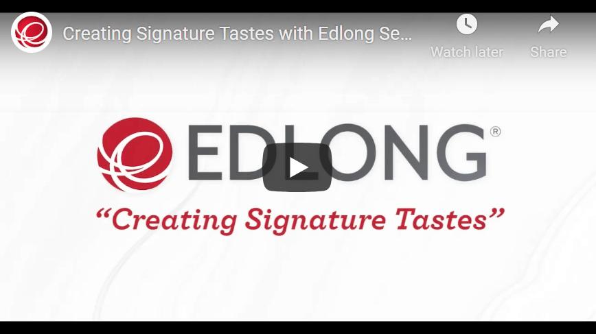 Creating Signature Tastes Video