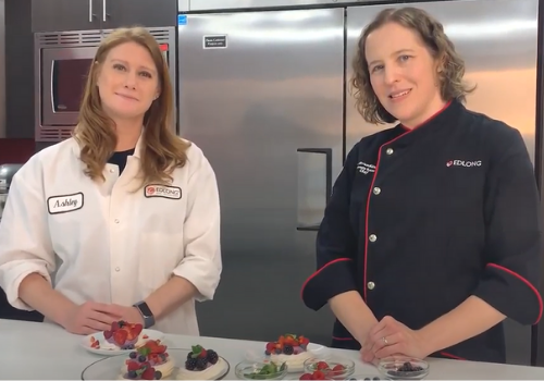 In the Edlong Kitchen with Chef Anne