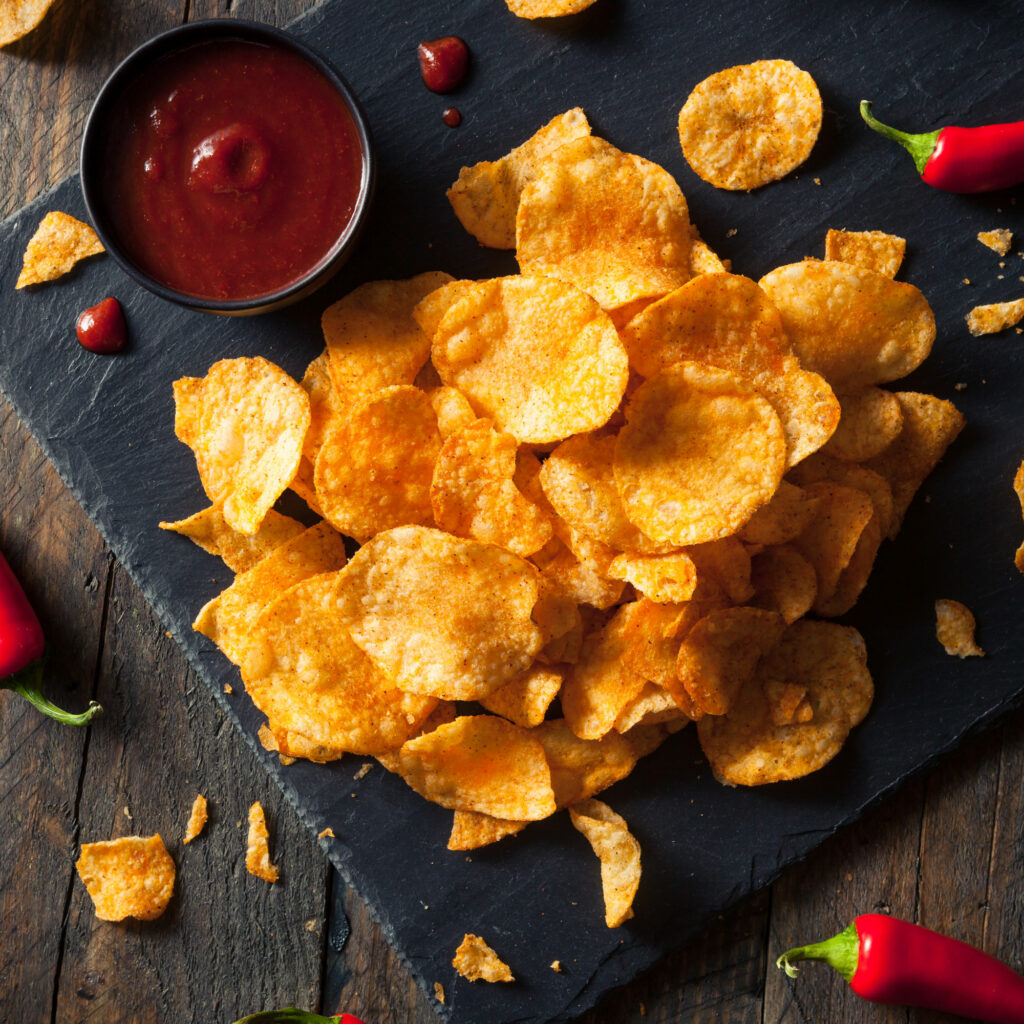 flavor solutions for snacks